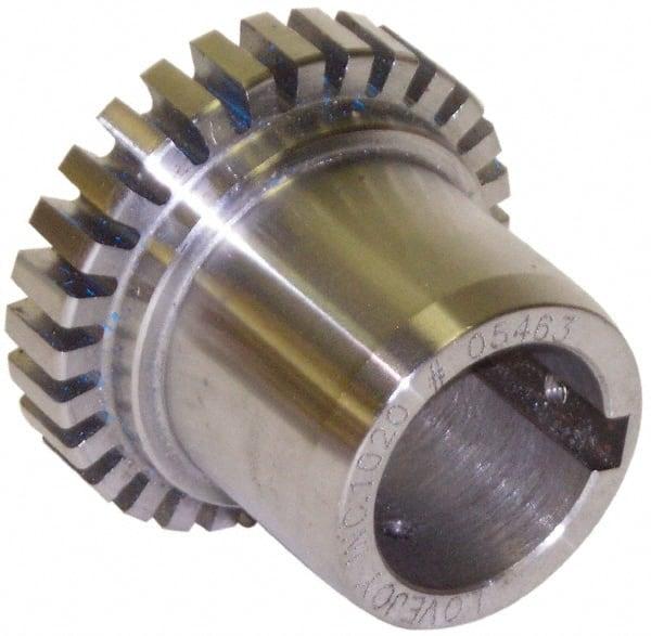5-7//16 Bore Rigid Lovejoy 69790444685 Steel Hercuflex FX Series 44685 FX 5EM Hub 584890 Inch Pounds Item Torque 6.03 Length Through Bore 10.24 OD 1-1//4 x 5//8 Keyway