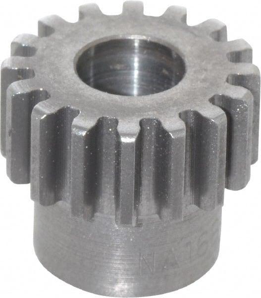 2.5 Metric Module Tooth Profile 152.5 mm Outside Diameter 100 mm Hub Diameter 20 +//-1mm Pilot Bore Mfg Code 1-025 20 Degree Pressure Angle 59 Teeth 25 mm Tooth Face Width, M2.5B59 Ametric Metric Minimum Plain Bore Steel Spur Gear with Hub