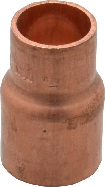 Mueller Industries 1 2 X 3 8 Wrot Copper Pipe Reducer Coupling 36889889 Msc Industrial Supply