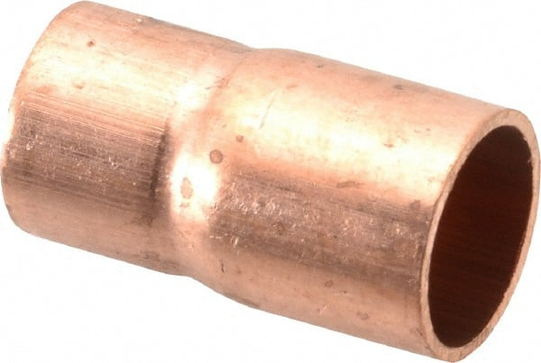 Mueller Industries 1 2 X 3 8 Wrot Copper Pipe Reducer 36891885 Msc Industrial Supply
