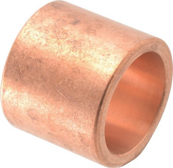Mueller Industries 1 X 3 4 Wrot Copper Pipe Flush Bushing 36892040 Msc Industrial Supply
