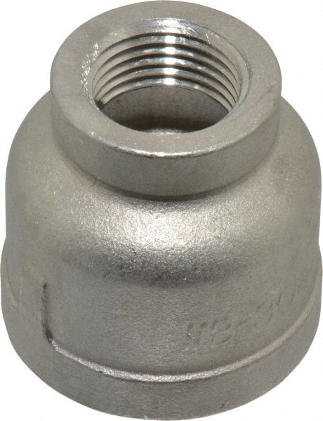 Stainless steel pipe reducer coupling mscdirect