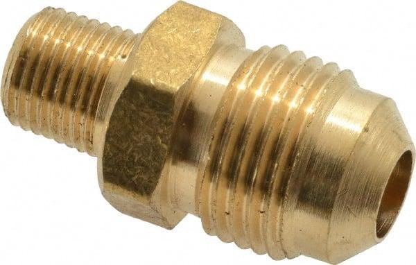 3//8 NPT thread 3//8 tube O//D Norgren 124540638 Pneufit Extended Swivel Male Elbow