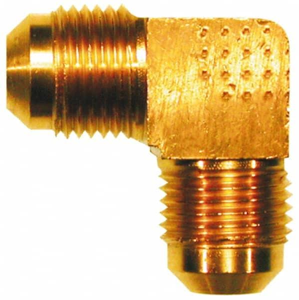Anderson Metals 750065-08 1//2-Inch Compression Elbow