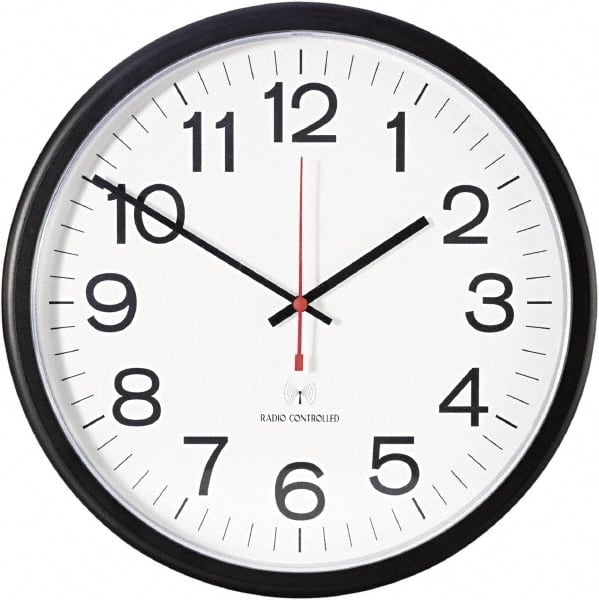 Universal One Wall Clocks; Type: Dial; Display Type: Analog; Power Source