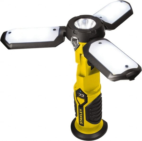 Yellow Black Portable Work Light 37660578 Msc