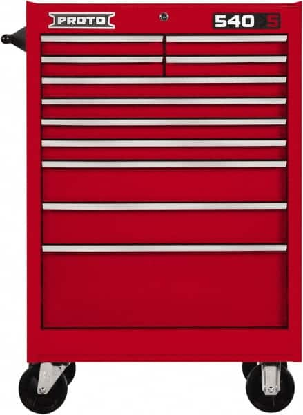 Proto - 11 Drawer Steel Tool Roller Cabinet - 37850278