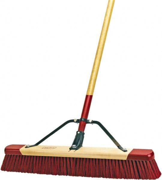 Harper Brush Push Brooms Mscdirect Com