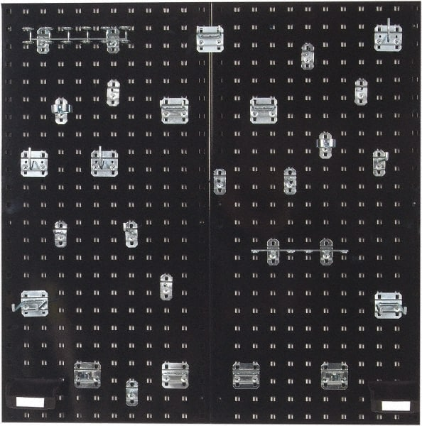 Triton 18 X 36 Steel With Epoxy Coating Pegboard Kit 38351771 Msc Industrial Supply