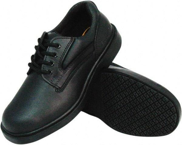 Wide Width Steel Work Shoe