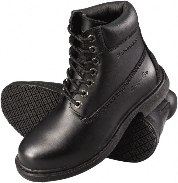 big discount hot new products real quality Genuine Grip - Men's Size 7.5 Wide Width Steel Work Boot ...