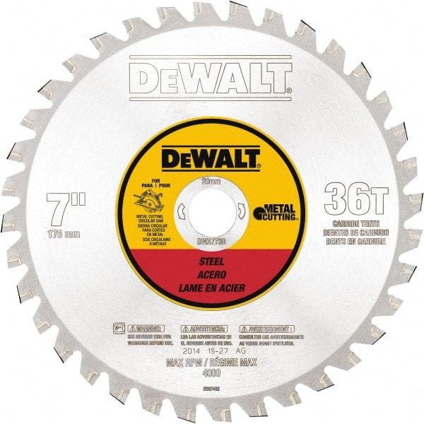 """DEWALT DW7747 14/"""" BLADE Metal Cutting Titanium Carbide Tips 70 Teeth Per INCH"""