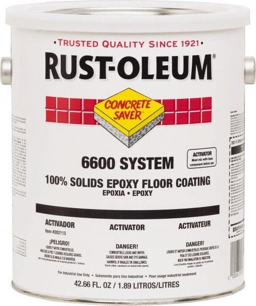 Rust-Oleum - 40 fl oz Can Clear 100% Solids Epoxy Floor