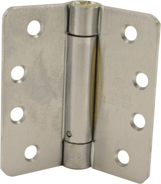 Hager Specialty Hinges Type Self Closing Hinge Length Inch 4 39448410 Msc Industrial Supply