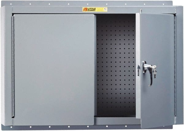 Little Giant Storage Cabinets; Type: Wall Cabinet; Width (Inch): 48