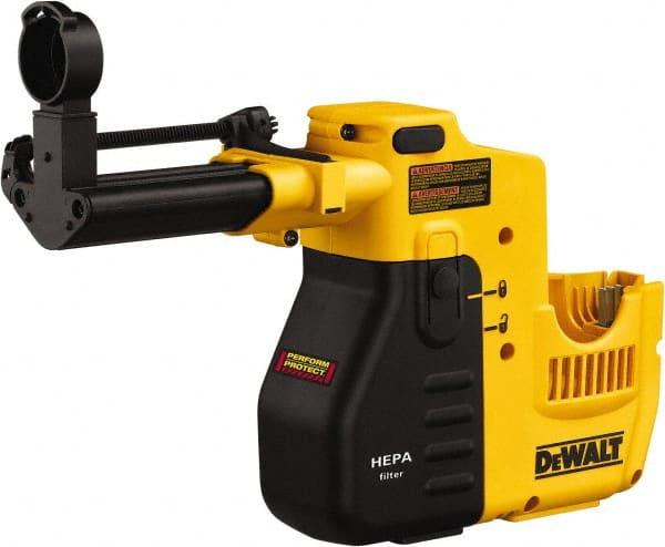 Dewalt Dust Extractor >> Dewalt Sds Sds Plus Drive Dust Extractor 40115602 Msc Industrial Supply