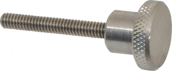 Stainless Steel Knurled Knobs | MSCDirect com