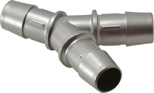 Stainless steel barb hose connector mscdirect