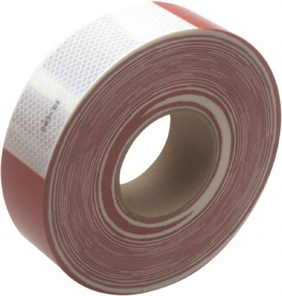 3M - DOT Conspicuity Tape Color: Red and White Tape