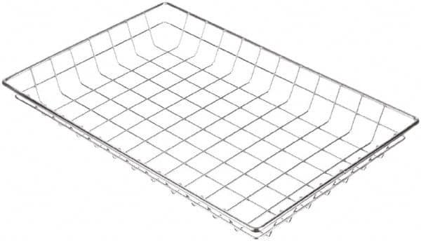 Steel Storage Basket | MSCDirect com