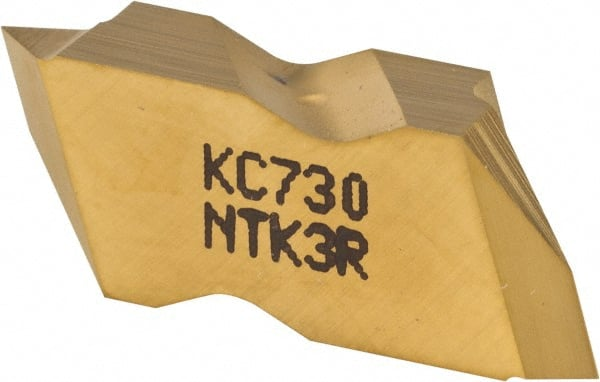 10 Kennametal NTF2L Top Notch Carbide Inserts Kc730 Grade for sale online