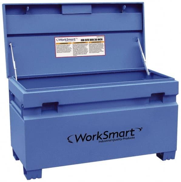 WorkSmart 36wx17dx21.3hinches Steel Weathrprf Hd Storag Chest WS MH SITE 002