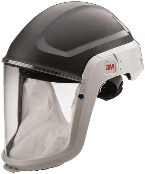 Hard Hat Headgear for Faceshields