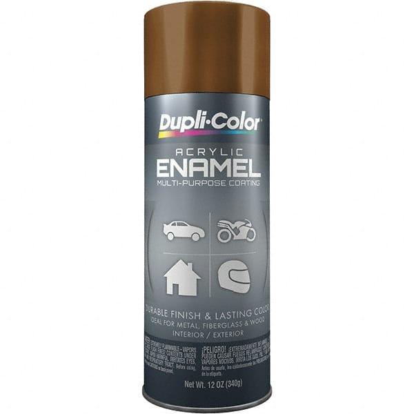 Leather Brown, Gloss, Acrylic Enamel