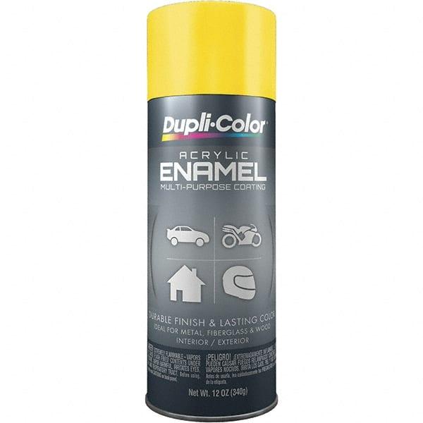 Dupli Color School Bus Yellow Gloss Acrylic Enamel Spray