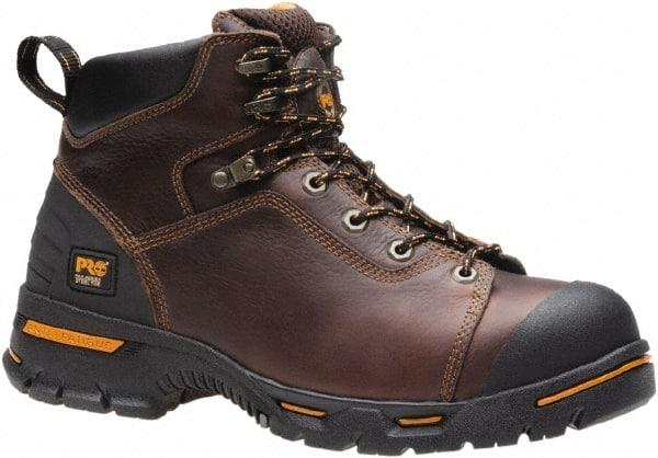 Size 8 Wide Width Steel Work Boot