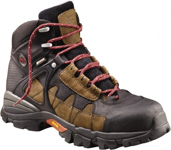 Timberland PRO Men's Size 11.5 Wide Width Steel Work Boot 42461657 MSC Industrial Supply