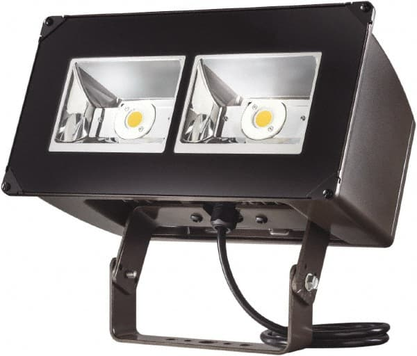 Cooper lighting security lights mscdirect cooper lighting floodlight fixtures mounting type trunnion mount housing color dark bronze aloadofball Image collections