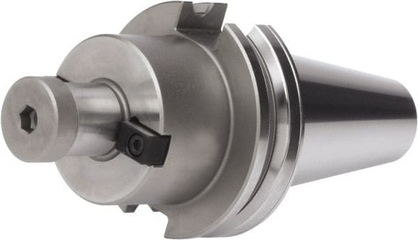 SCM Global CAT40 End Mill Holder 3//4 Bore Diameter x 4 Projection 2246.3//4.40CAT