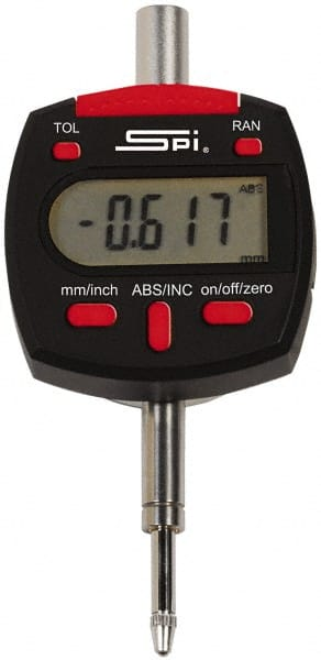 Electronic Drop Indicators : Mitutoyo dial indicators mscdirect