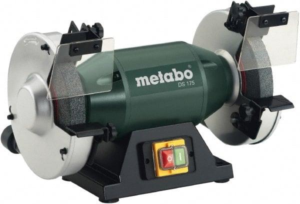Metabo 7 Wheel Diam X 1 Wheel Width 1 Hp Bench Grinder 44715480 Msc Industrial Supply