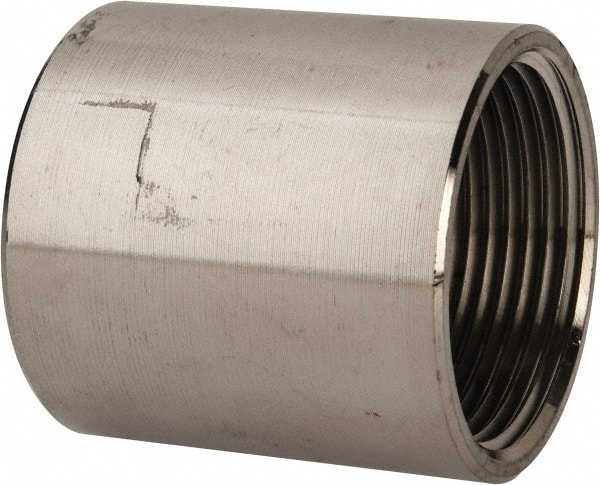 Square Plug 1//2 Male NPT 304 Stainless Steel Pipe Fitting .5