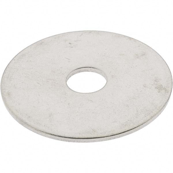 pack of 10pcs Marine Bolt Supply Type 18-8 Stainless Steel Fender Washers Size 1//2 x 2