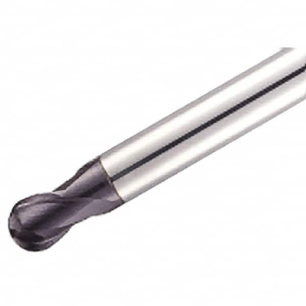 """1//4/"""" 4 Flute Stub Variable Helix Solid Carbide End Mill SquareEnd ALTiCrN Coated"""