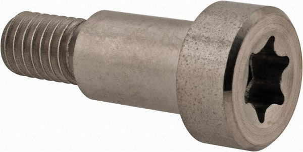 Thread Size 3//8-16 Thread Size 3//8-16 FastenerParts Shoulder Screw 316 Stainless Steel
