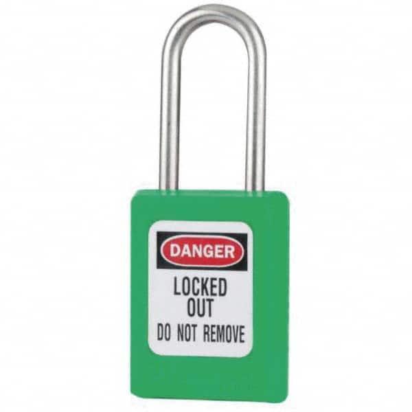 3//4-inch ody width, Master Lock 120T Solid Brass Padlocks