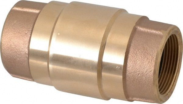 """1 pc SGP Brass Industrial Check Valve New 200lb 1//2/"""" One Direction"""