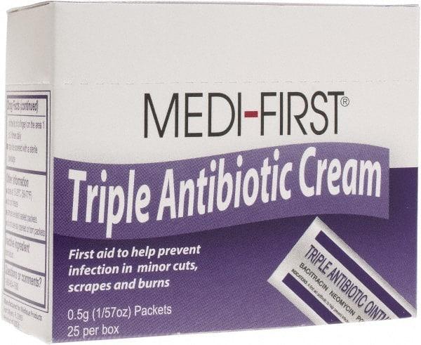 Medique - (25) 1/57 oz Wound Care Ointment - 45907912 - MSC