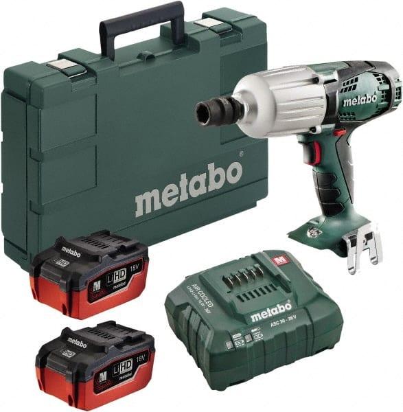 5,5 Ah batterie 625342000 Metabo Pack Batterie LiHD 18 V