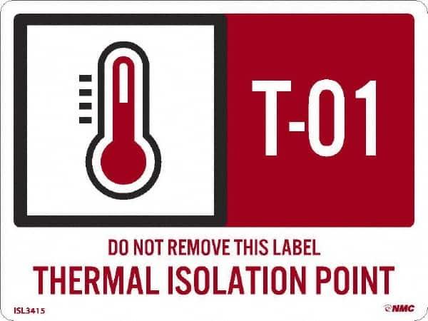 Hydraulic Isolation Point NMC ISL1318 Energy Isolation