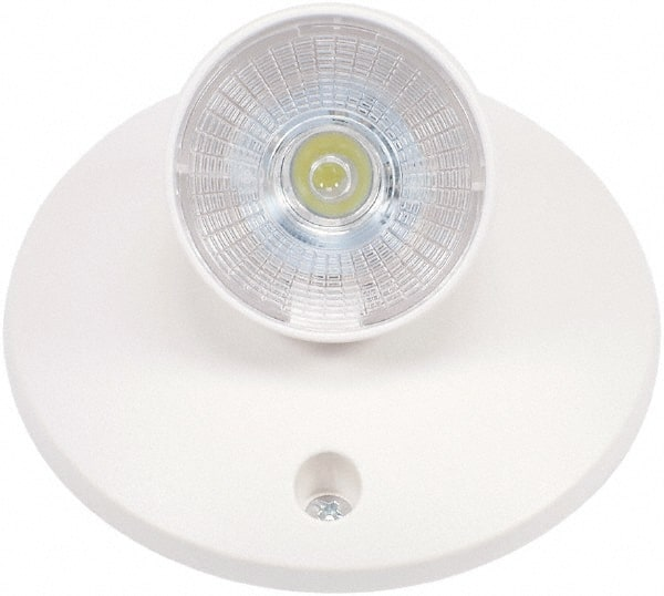 Philips 1 Head 3 6v Thermoplastic Led Emergency Light 46789574 Msc Industrial Supply