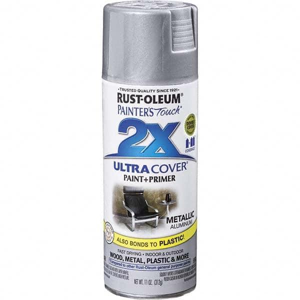 Aluminum Color Gloss Enamel Spray Paint 46975975 Msc