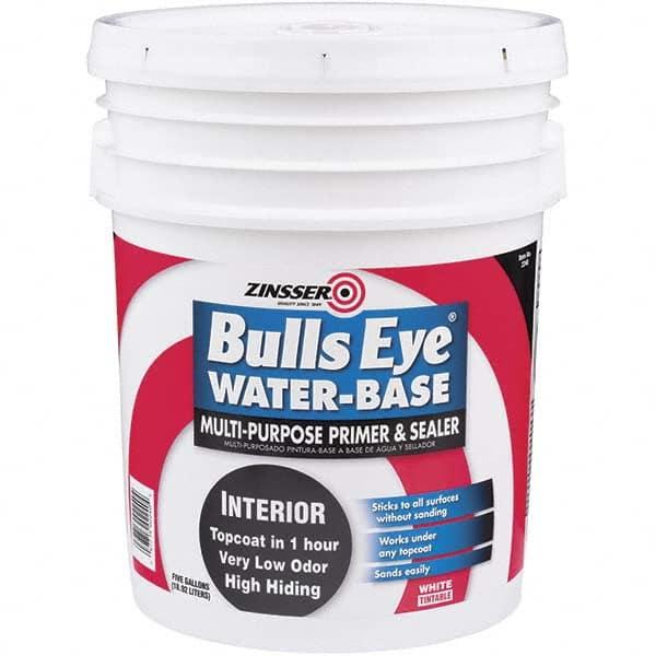 5 Gal White Water Based Acrylic Enamel Primer