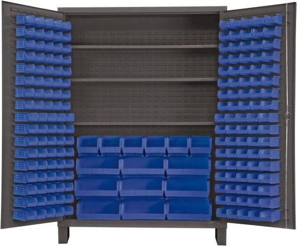 Durham Bin Storage Cabinet | MSCDirect.com