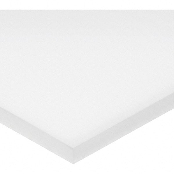 """Square Foot-Cut to Size! 1//2/"""" Glass-filled PTFE Teflon Plastic Sheet Priced"""