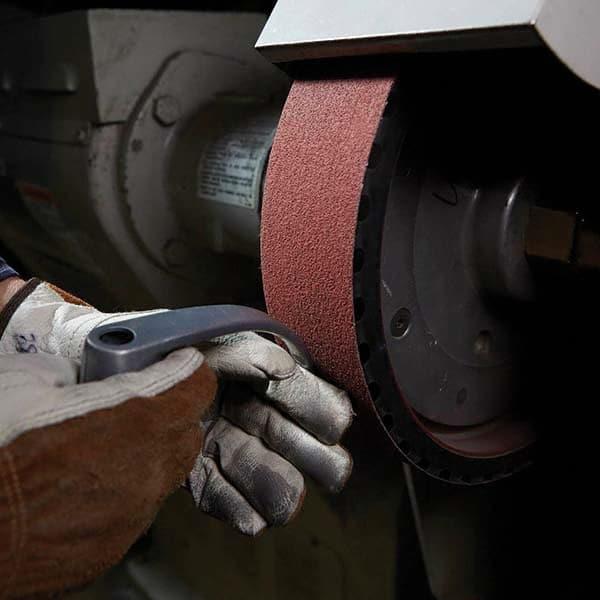 Brown 72 Length VSM 1125 Abrasive Belt Coarse Grade 1-1//2 Width 72 Length VSM Abrasives Co. Pack of 10 1-1//2 Width Aluminum Oxide Cloth Backing 36 Grit